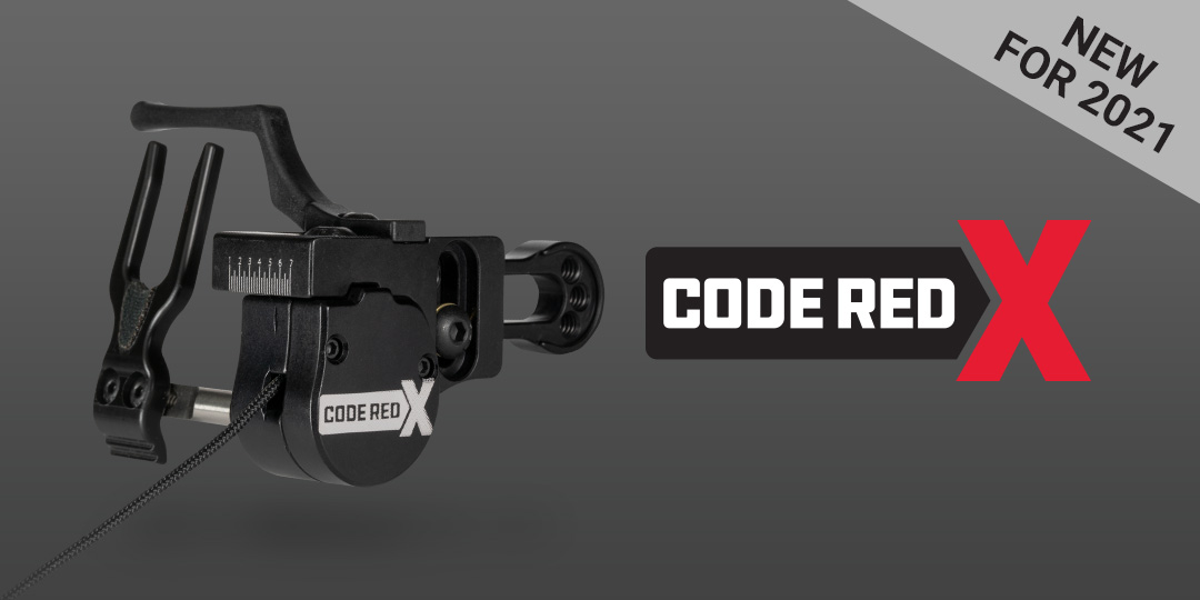 Ripcord Code Red X Arrow Rest